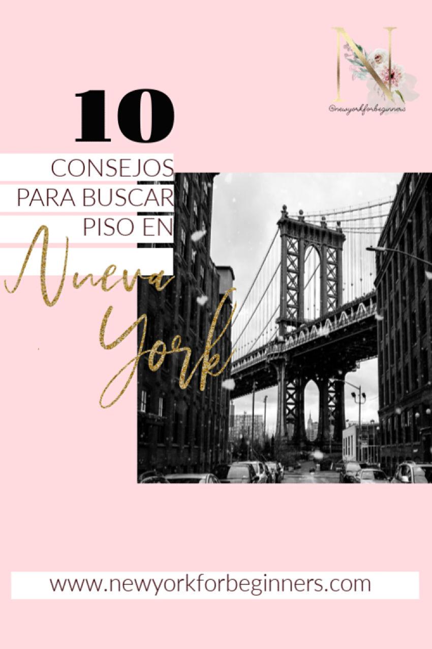 Consejos para buscar un piso en Nueva York