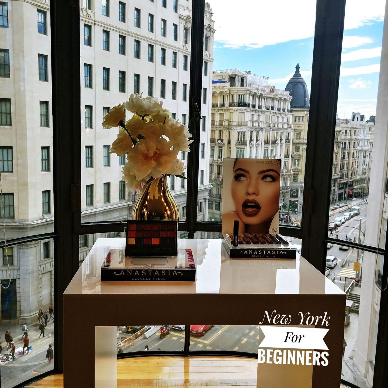 El maquillaje de Anastasia Beverly Hills llega a España