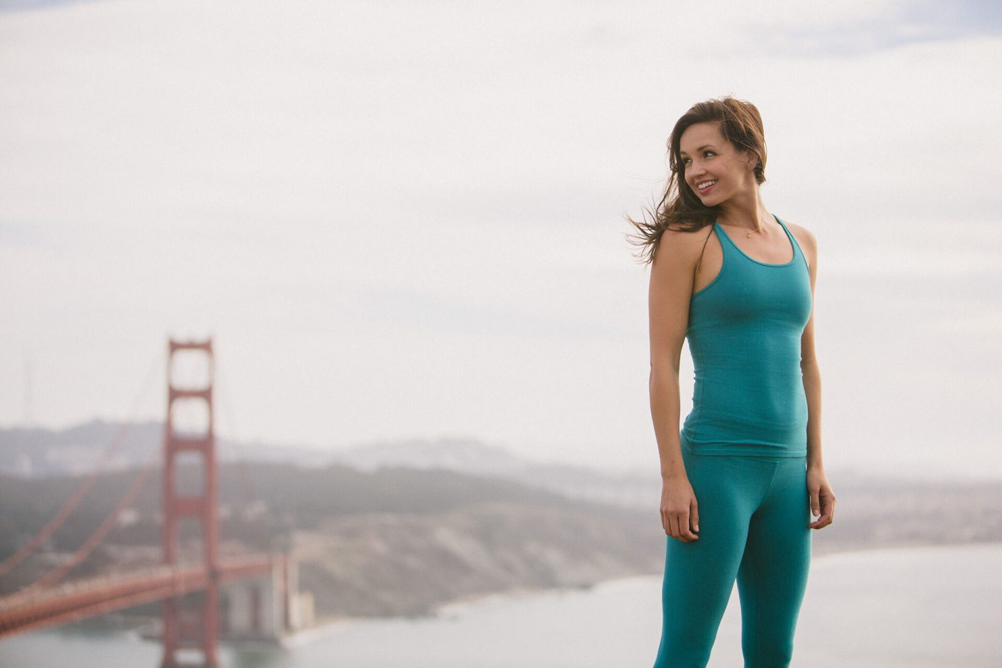 Hyde Yoga Organic Cotton Fashion San Francisco
