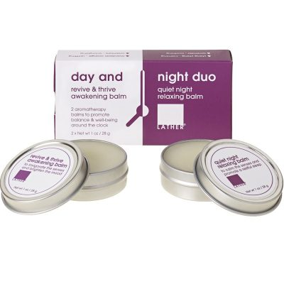 LATHER Wellness Balm Duo