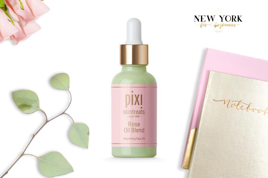 Pixi Rose Oil Blend piel seca en verano