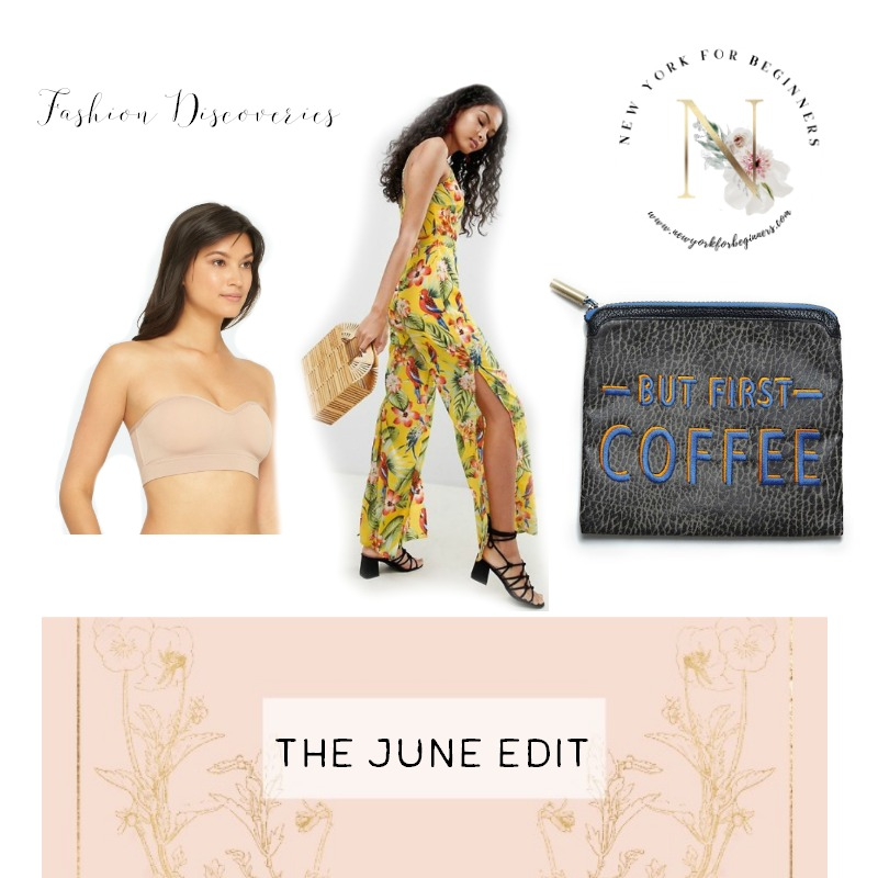 Favorite fashion finds of the month of june