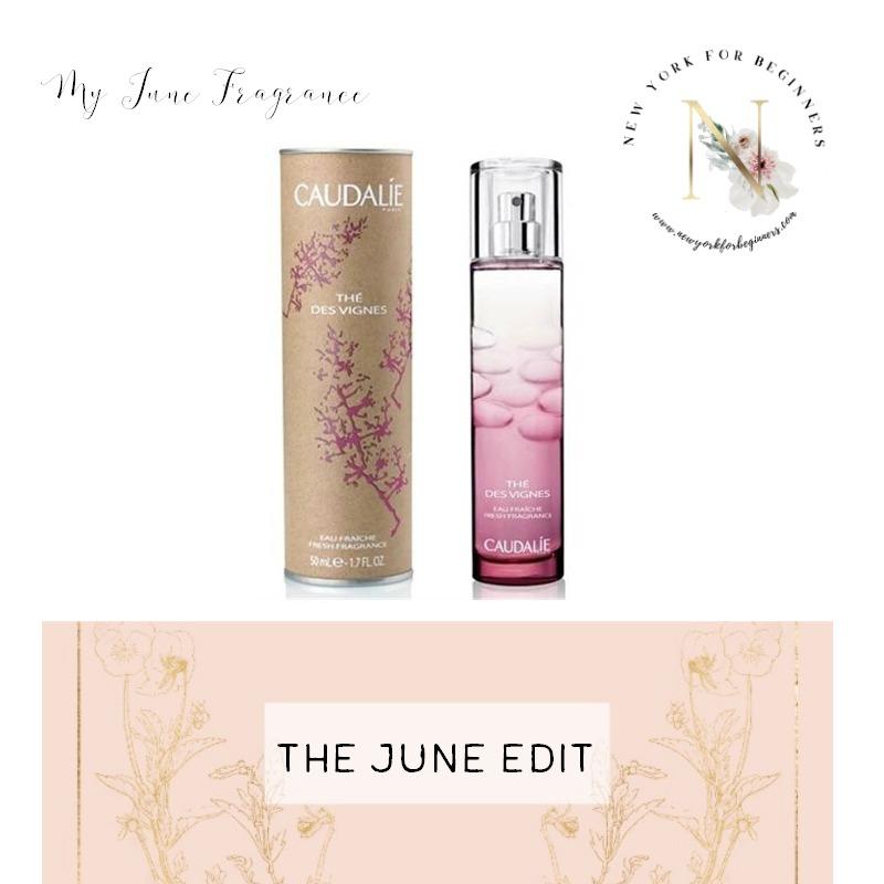 The June Edit Fragrance