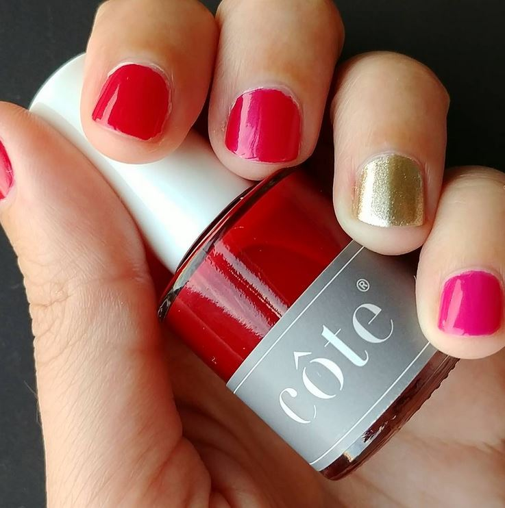 Cote Nail Polish review