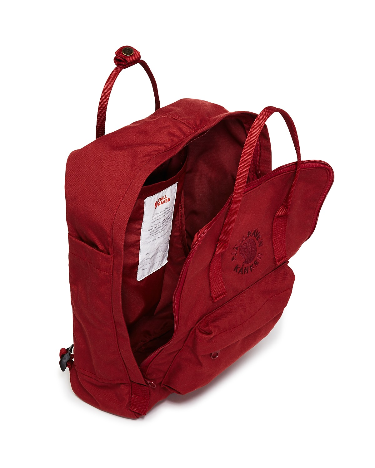 Fjallraven re kanken red