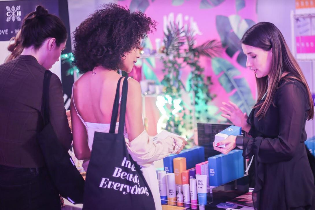 Indie Beauty Expo New York 2018