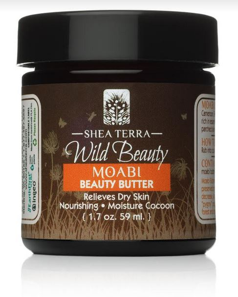 Indie Beauty Expo shea terra moabi beauty butter