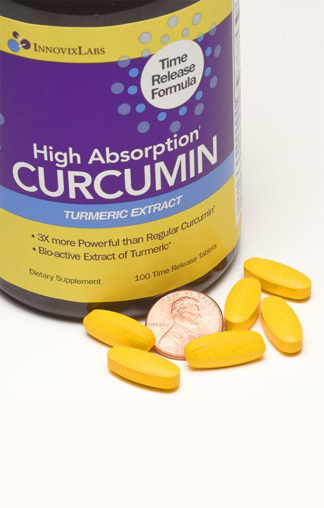Innovix Curcumin back to school