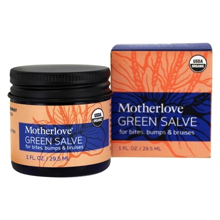 Motherlove Green Salve back to school