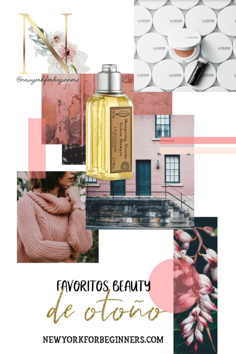 Favoritos de belleza de septiembre