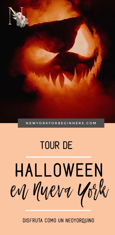 Tour de Halloween en Nueva York