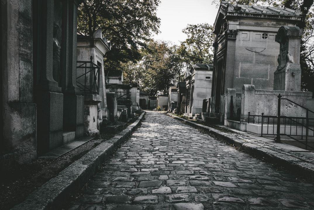 halloween en nueva york cemetery