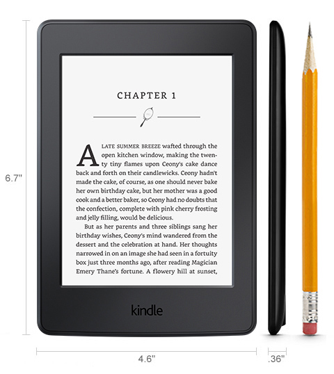 Kindle paperwhite cyber monday deal amazon
