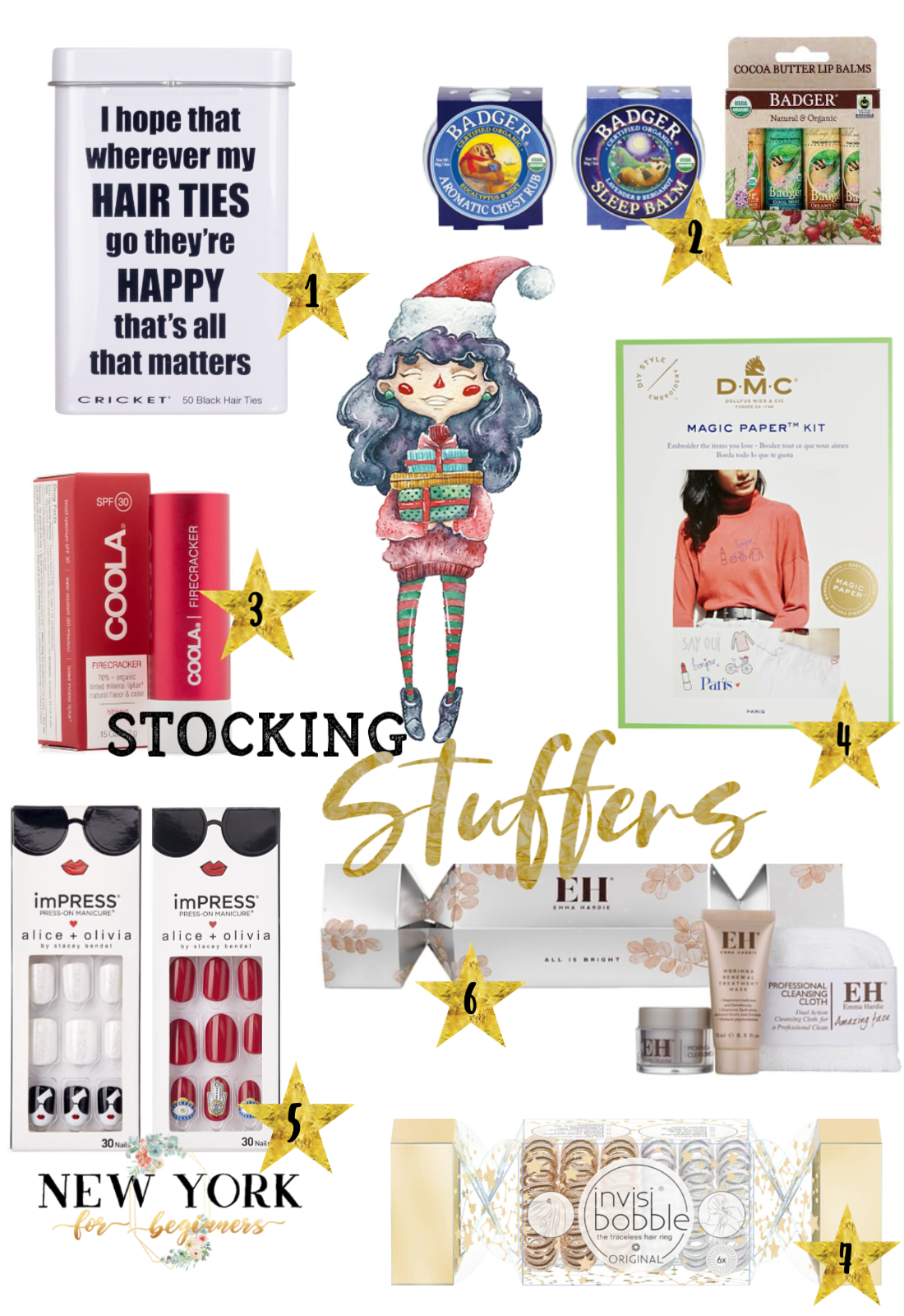 Stocking Stuffers and holiday gifts under 30 dollars