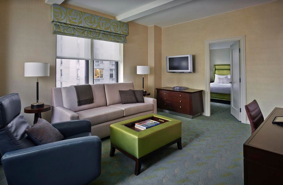 Affinia suites shelbourne in new york city