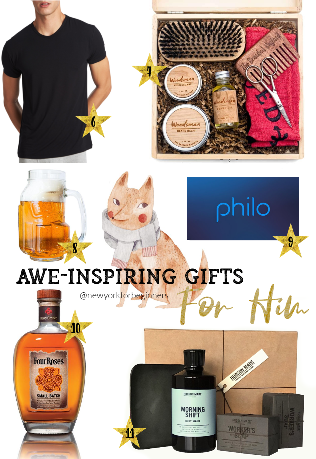 Awe-inspiring holiday gifts for men
