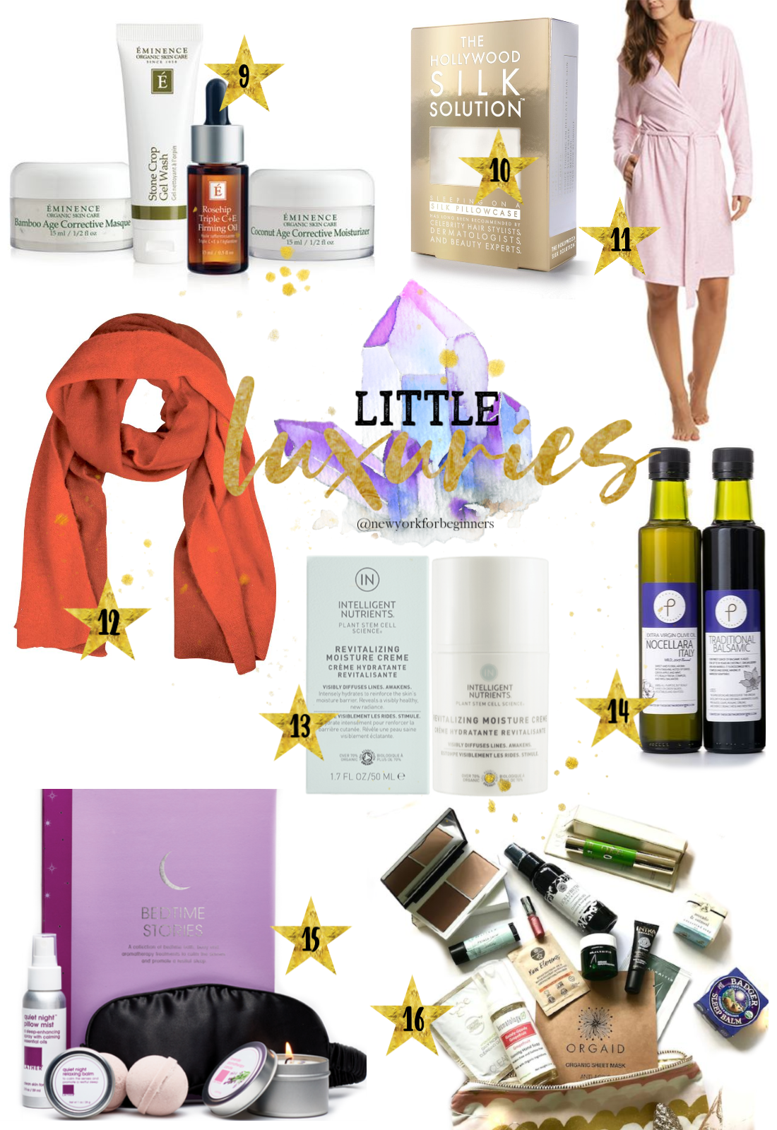 Little Luxuries are Holiday Gifts for a life well-lived
