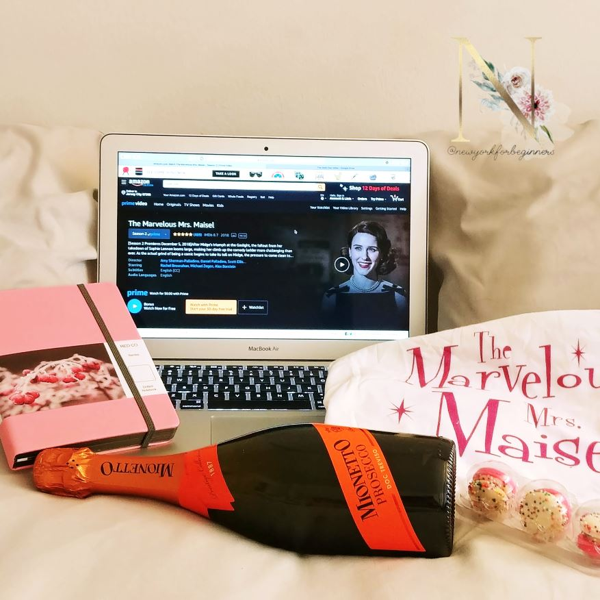 Mrs Maisel package shelburne hotel and suites