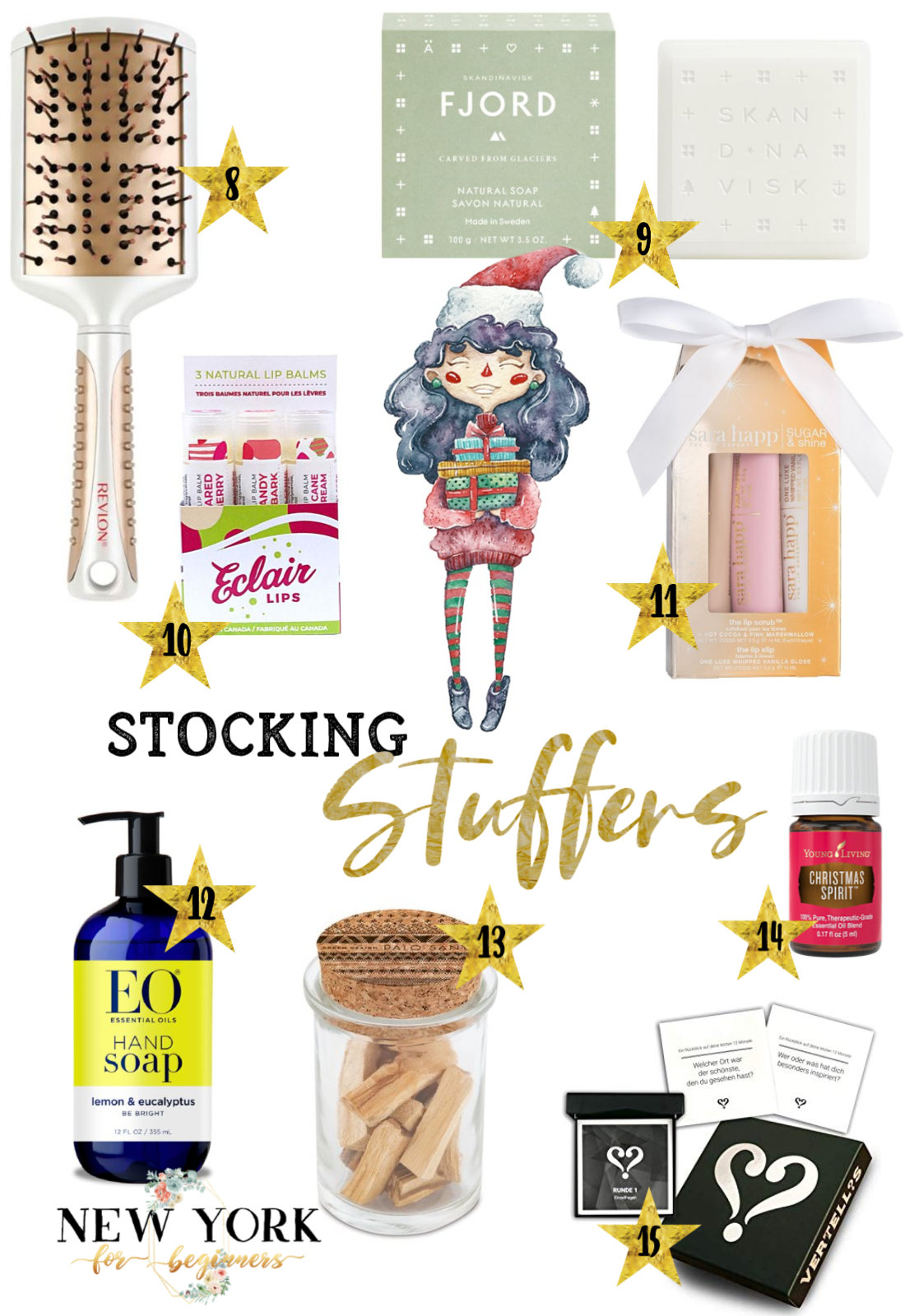 Stocking Stuffers New York For Beginners 2