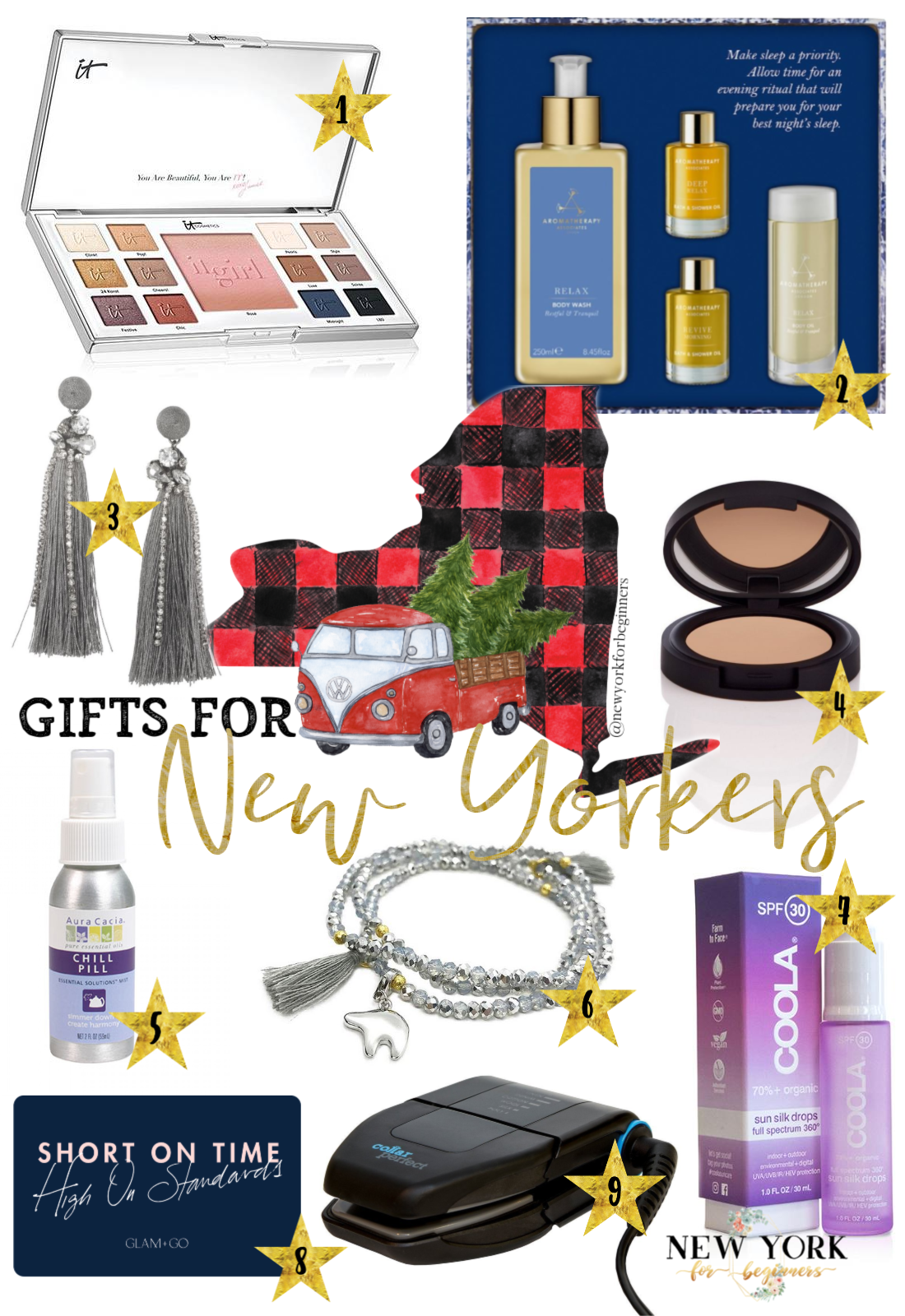 The best Gifts for New Yorkers 2018