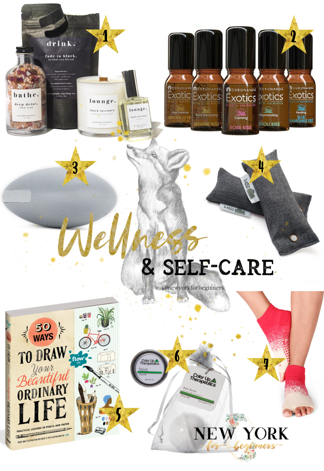 The best wellness gifts 2018
