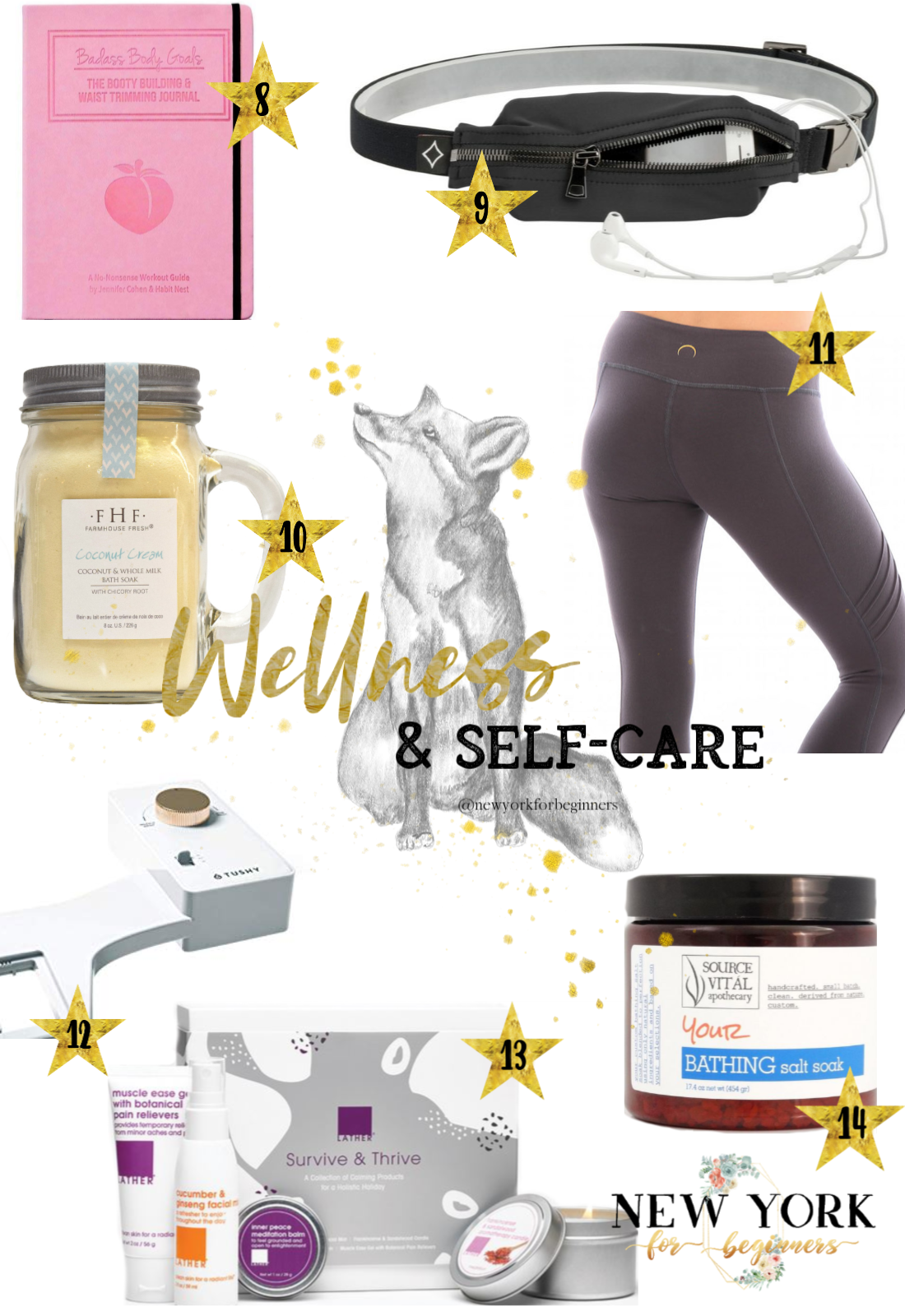 Wellness and self-care gifts 2018 (2) NYFB