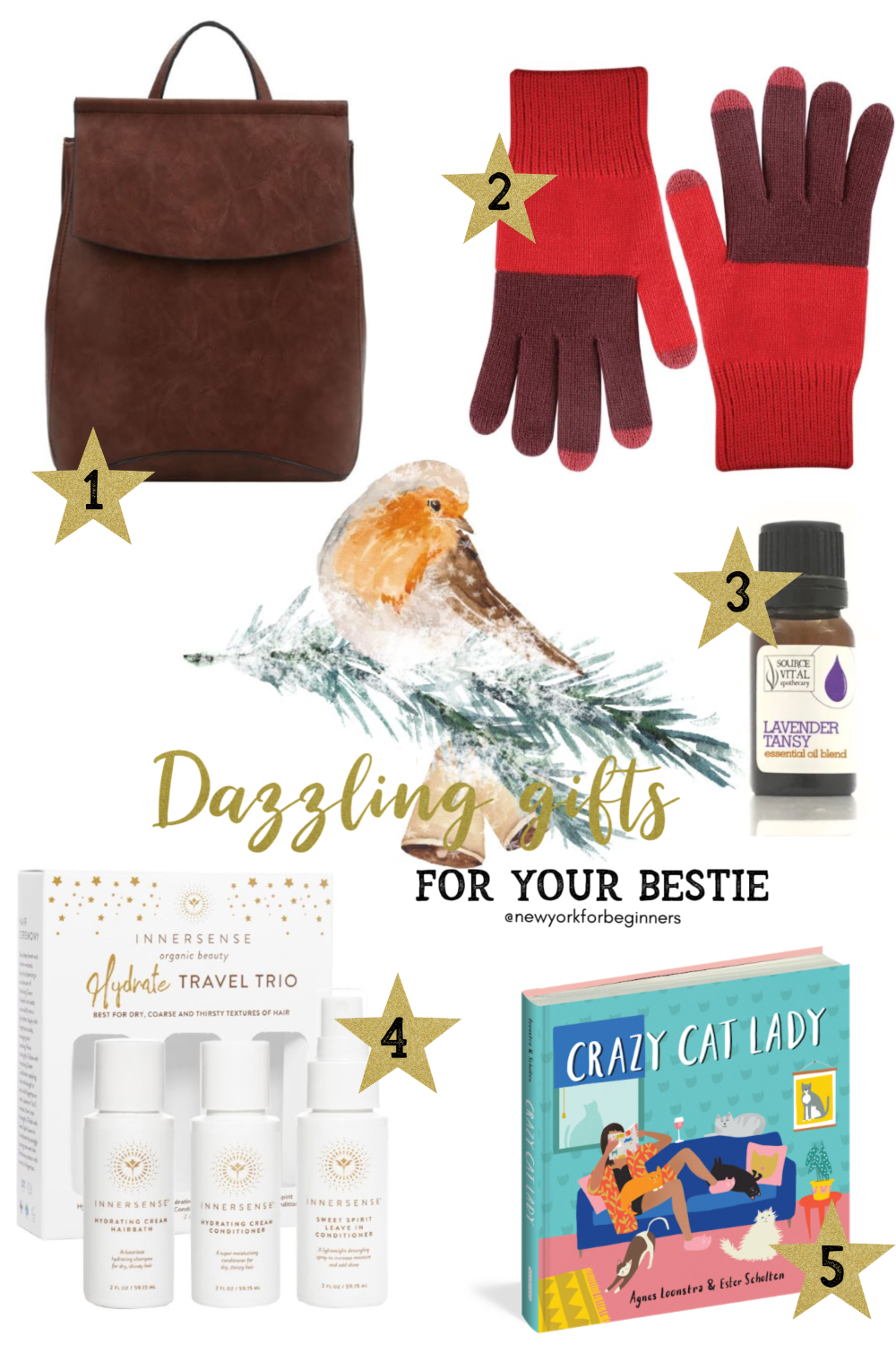 dazzling holiday gifts for your best friend