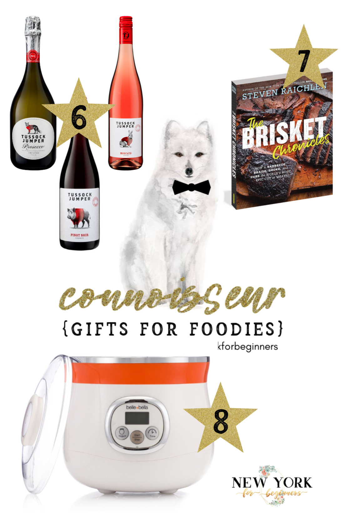 The best holiday gifts for foodies and connoisseurs