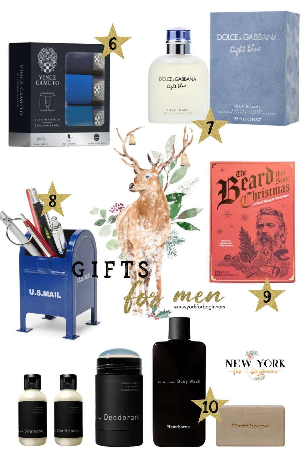 epic holiday gifts for men