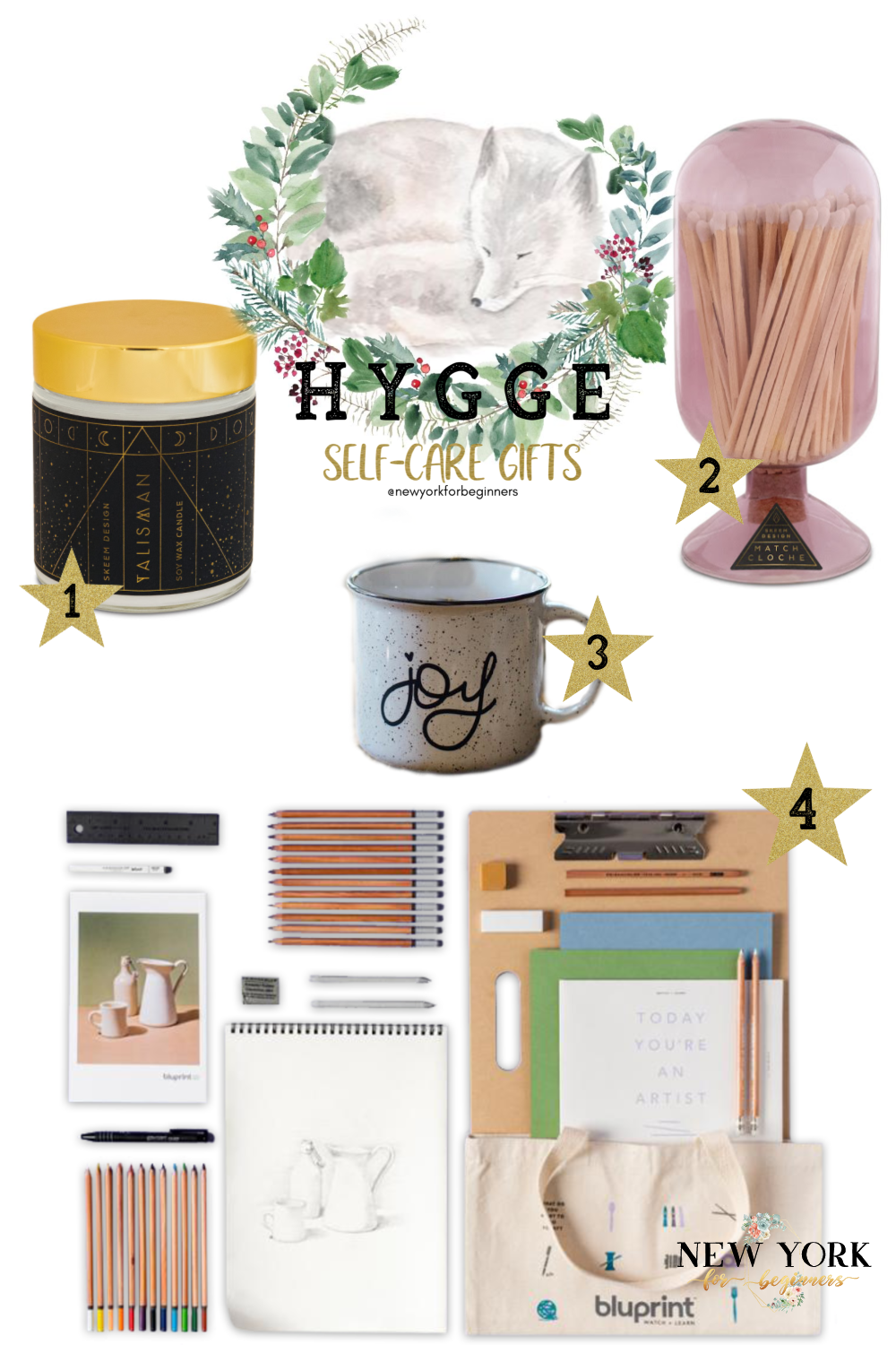 self care holiday gift guide 2019