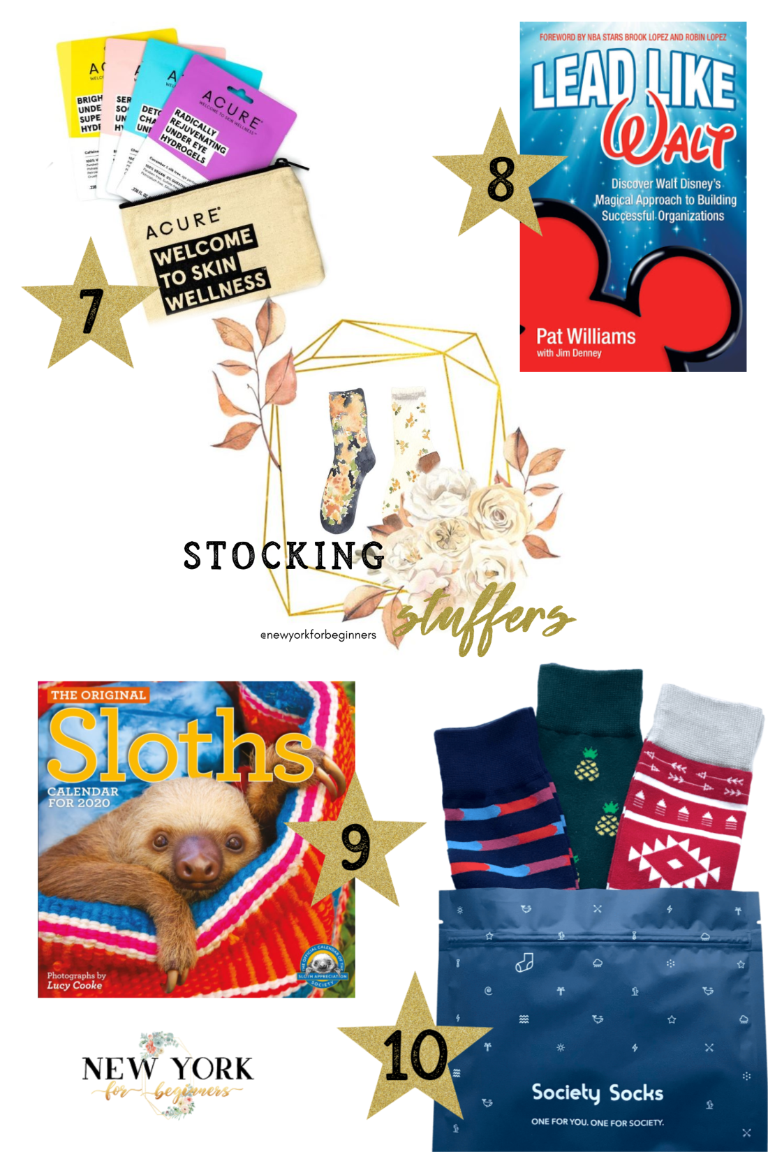 Stocking Stuffers gifts