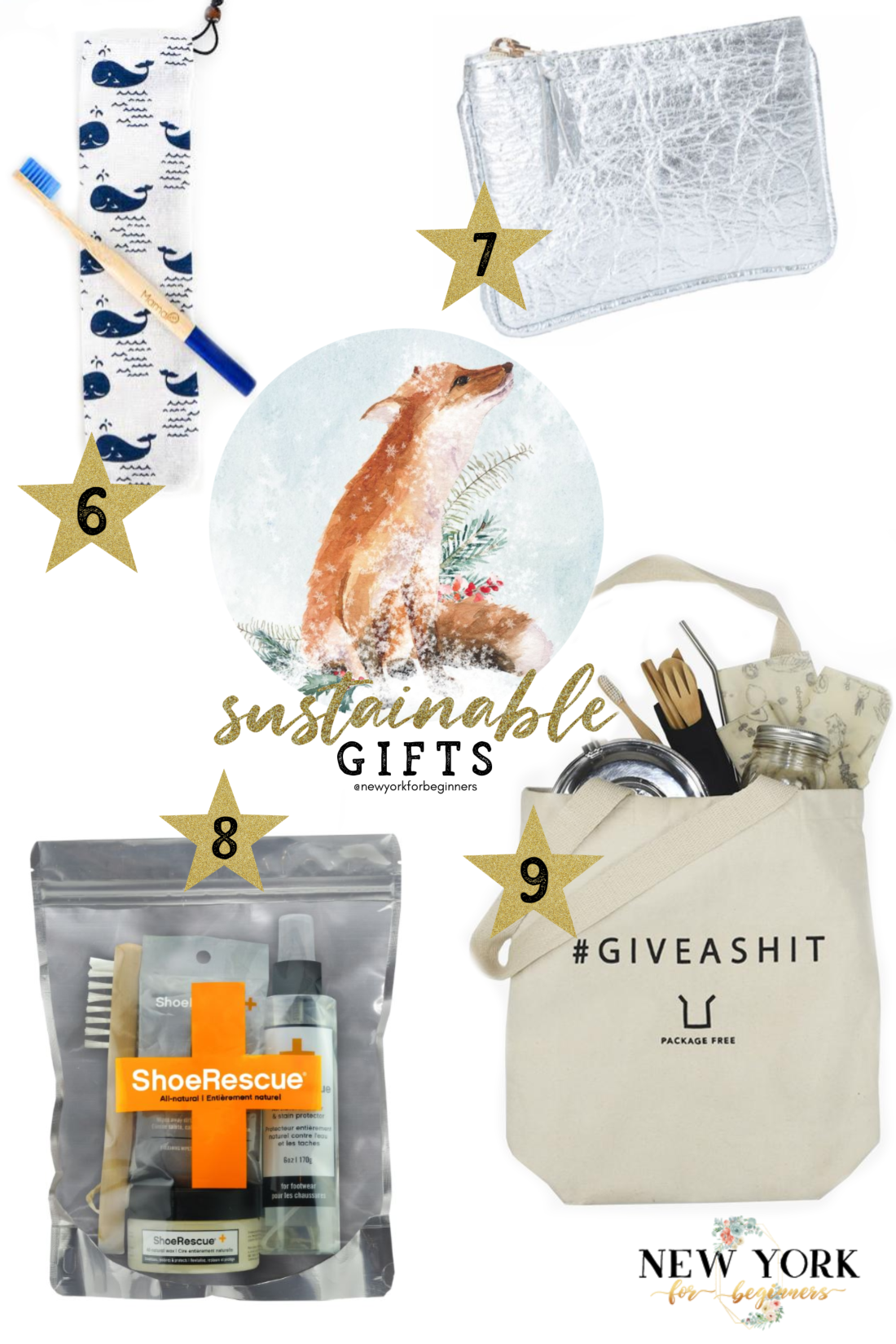 The best sustainable gifts for the whole family