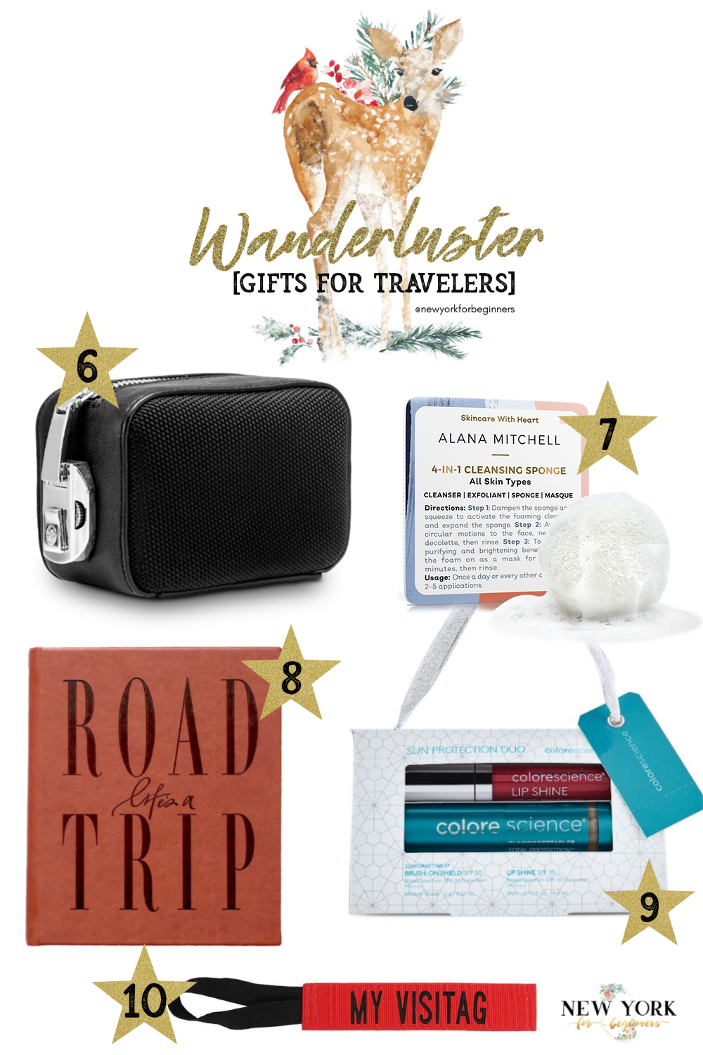 the best gifts for travelers and millennials