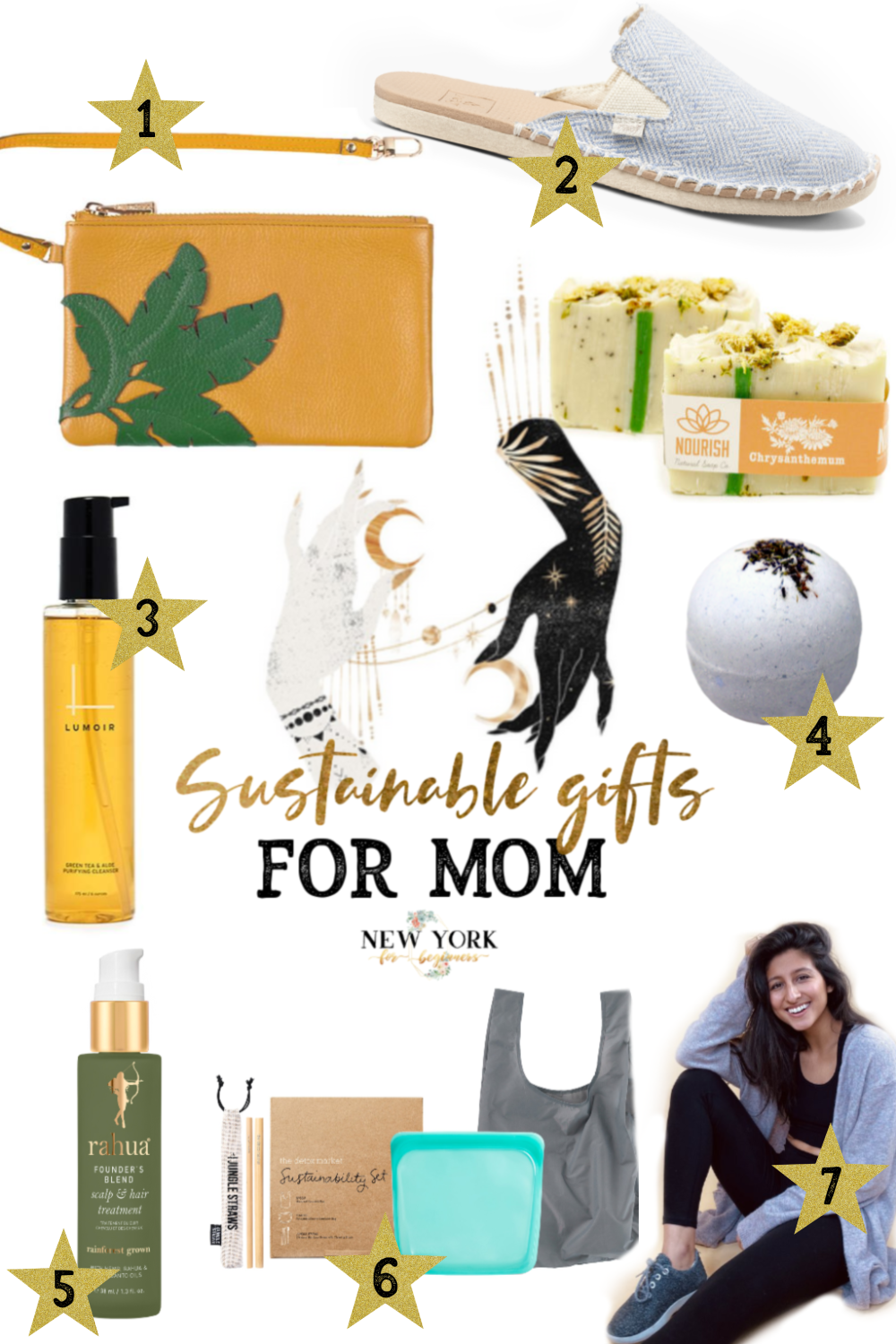 organic gifts for mothers day 2020