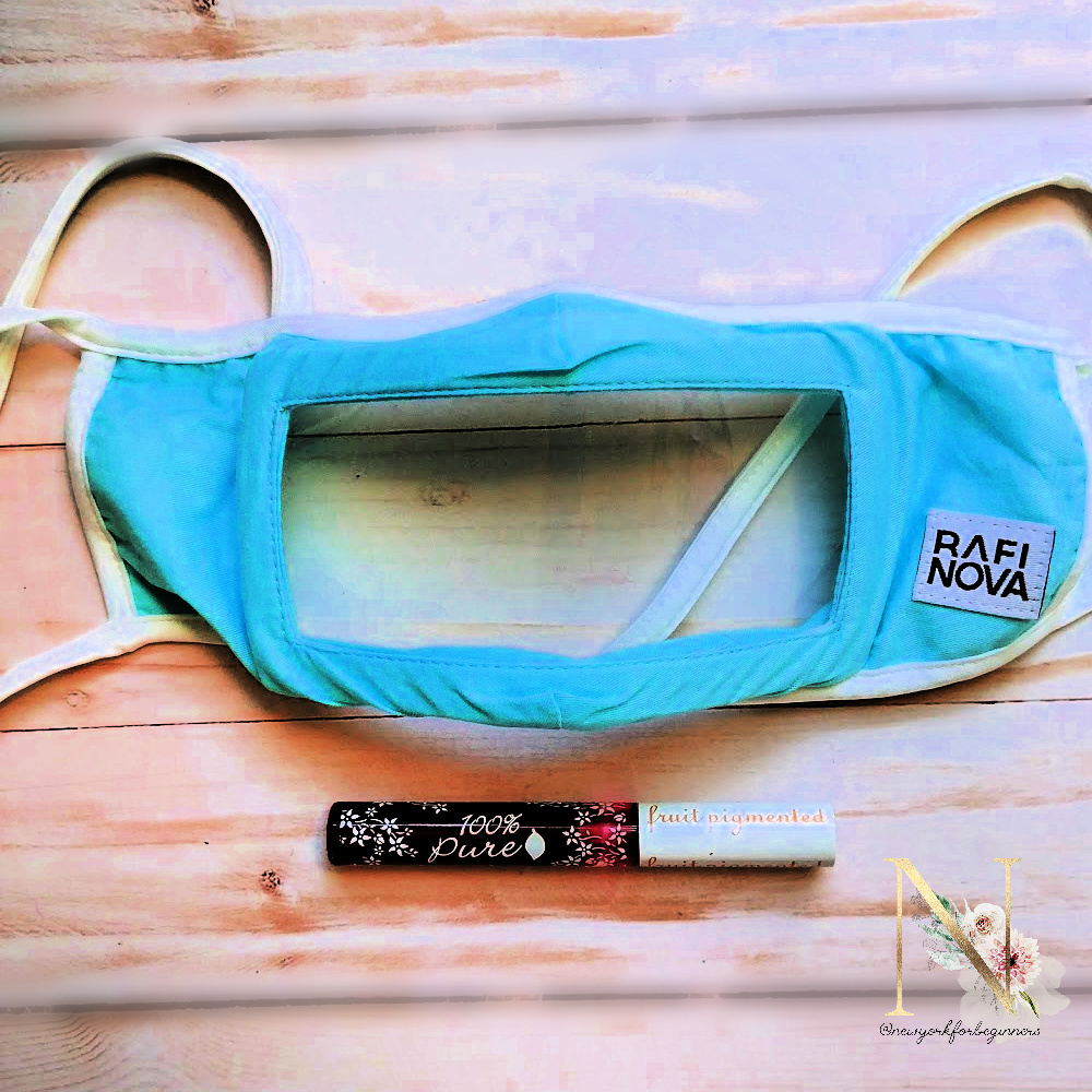 Rafi nova transparent face mask for the deaf