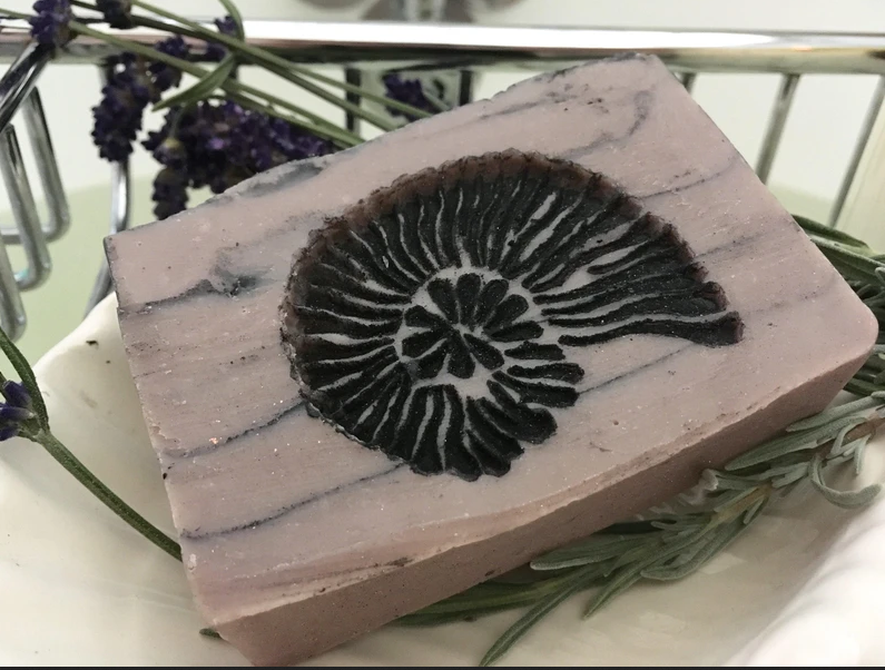 Sea witch botanicals herbal renewal soap