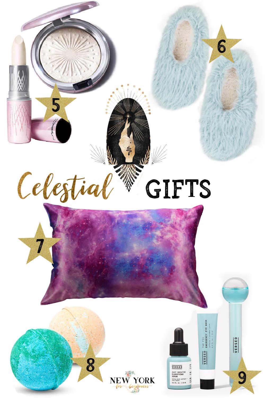 Celestial gifts ideas for women