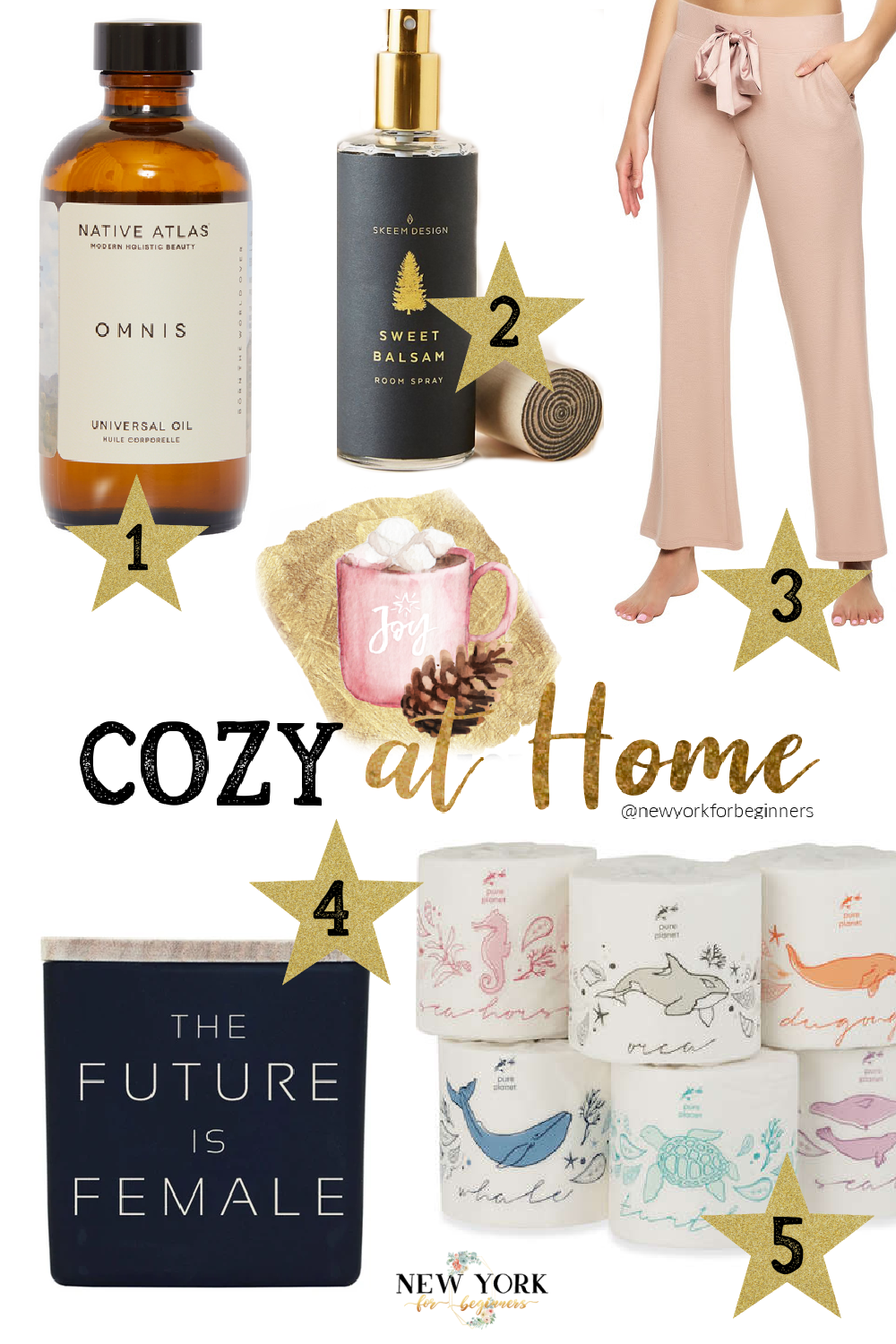 Gifts to be cozy and comfy at home