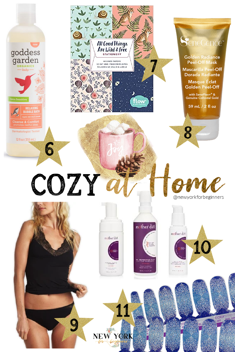 Cozy at home gift ideas