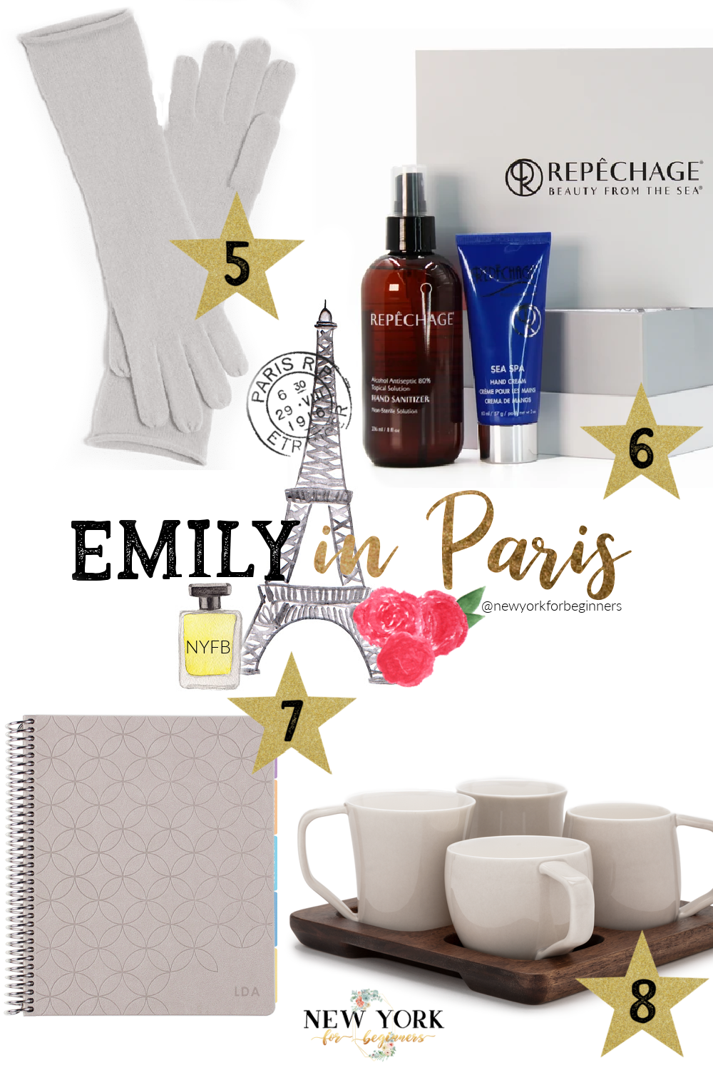 Emily in Paris Gift Guide part 2
