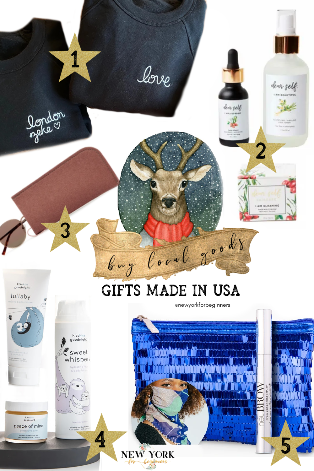 gifts made in usa for the whole family