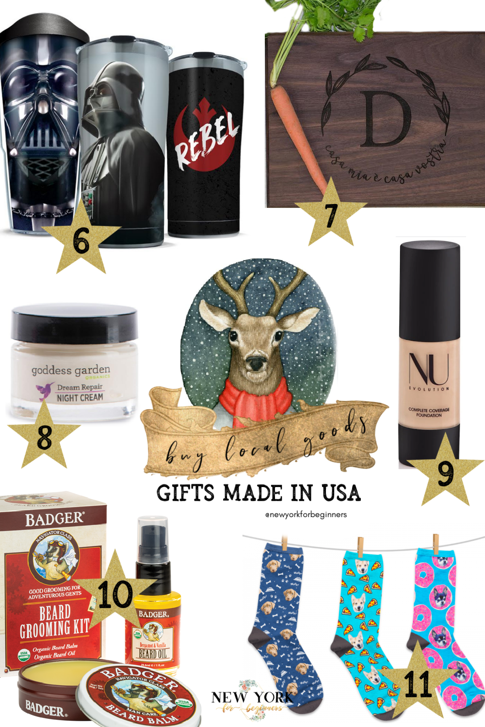 Gifts made in USA for the whole family 2