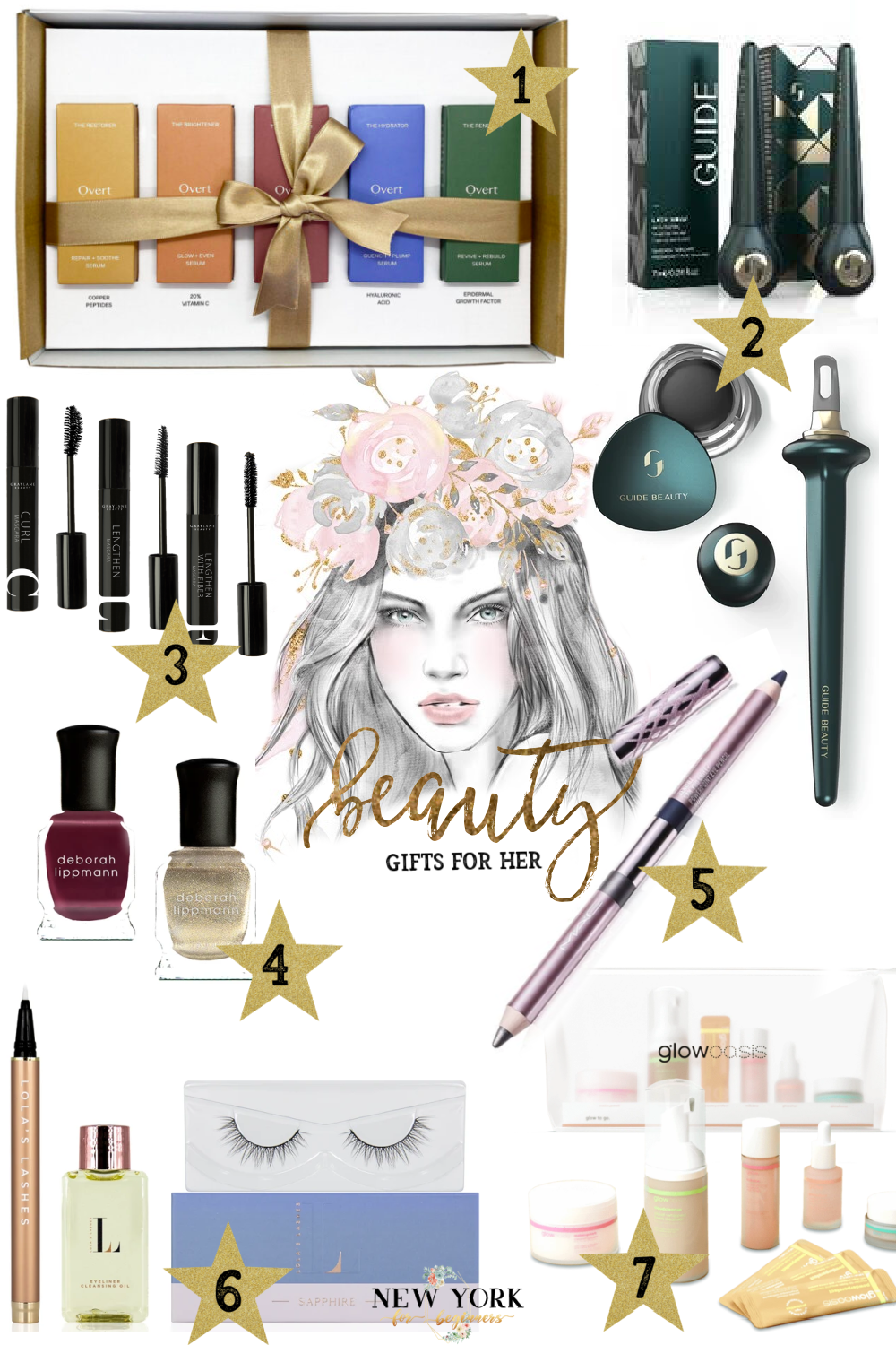 beauty gift guide 2020