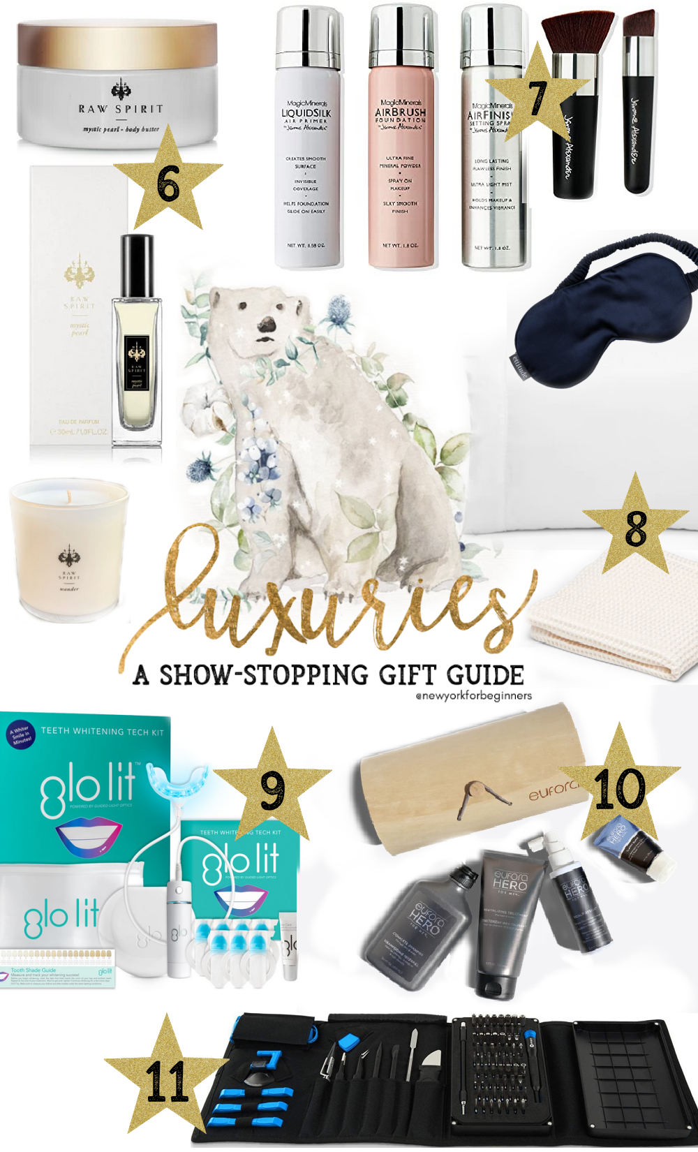 show stopping luxury gifts